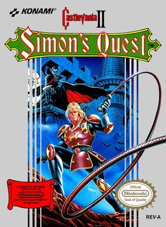 Castlevania II: Simon's Quest – Castle Theme 01 Dwellings of Doom #Videogames #gaming #music #nowplaying #playlists #NES #videogame
