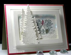 CC604, Sparkling Spruce (FG) by Francie G. - Cards and Paper Crafts at Splitcoaststampers