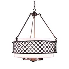 Shop Warehouse of Tiffany  RL1011 Sable 4-Light Chandelier at Lowe's Canada. Find our selection of chandeliers at the lowest price guaranteed with price match + 10% off.