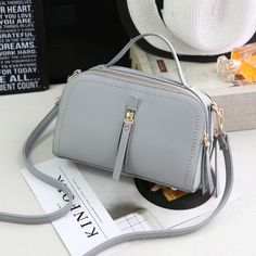 TOYOOSKY brand 2017 Fashion shaping bag solid mini bag Women's shoulder bag ladies Flap bag Leather Women Handbag