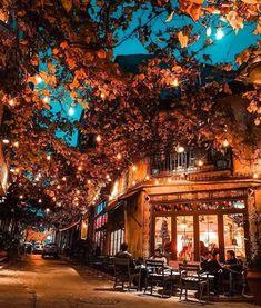 Beautiful streets of Karaköy! Beautiful streets of Karaköy! City Aesthetic, Autumn Aesthetic, Travel Aesthetic, Beautiful Places To Travel, Best Places To Travel, Places To Go, Turkey Destinations, Turkey Photos, Autumn Scenery