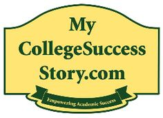 Your students can read some success stories from other students who have made the successful transition from high school to college...