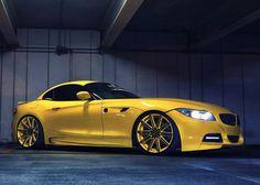 BMW Z4 by Vossen