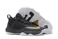 3c29a1c31ca31 Nike Lebron Ambassador 9 Black Gold Men Super Deals
