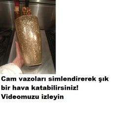CAM VAZO NASIL SİMLENDİRİLİR