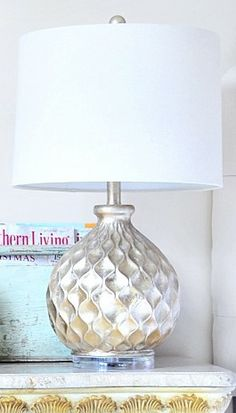Heather from @At The Picket Fence included our lamp in her bedroom reveal! #kirklands #bloglovin