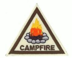 Campfire Brownie Try-It Girl Scouts of the Chesapeake Bay