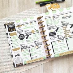 """300 Likes, 15 Comments -  LYHAI & Ally  (@my.happyplace_too) on Instagram: """"TGIF  Enjoy your weekend Loves! ❌❌ •091616• #EmbraceTheDiscs . . . . . . . #planner #plannerlove…"""""""