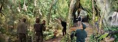 Ein Stück afrikanischer Regenwald für den Erlebnis-Zoo Hannover