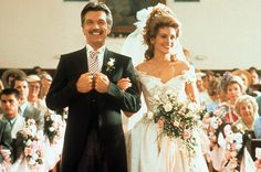 Via:LuckyMagazine 34 Unforgettable Wedding Dresses From Our Favorite Movies