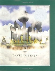 Sector 7 is a wordless picture book written and illustrated by Caldecott winning author David Wiesner. This book is a Caldecott honor. Wordless Picture Books, Wordless Book, Children's Picture Books, Picture Story, This Is A Book, The Book, Book Club Books, My Books, Book Lists