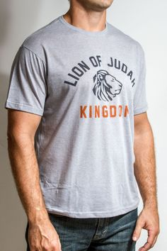 Camiseta - Lion of Judah                                                       …