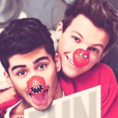 Zouis Red Nose Day this is AN AMAZING DRAWING!!