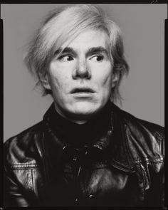 Richard Avedon, Andy Warhol, artist, New York, August 14, 1969