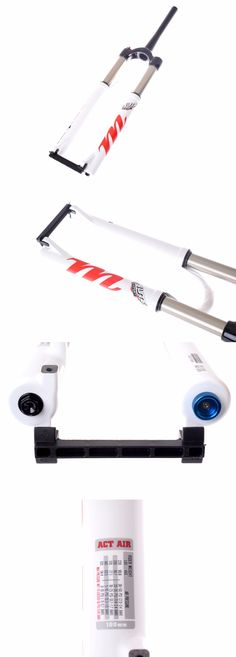 Forks 177815: Manitou Minute Expert Act Air Abs+ 26 100Mm Tapered Mtb Suspension Fork New -> BUY IT NOW ONLY: $139.95 on eBay!