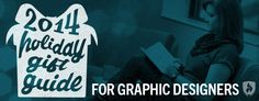 16 Holiday Gift Ideas for Graphic Designers #GraphicDesign #HolidayGifts