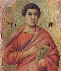 Apostle Philip - Duccio