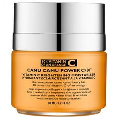 Buy Peter Thomas Roth Camu Camu Power Vitamin C Brightening Moisturizer at SkinCareRX! We have the best range of Peter Thomas Roth Skin Care products online. Peter Thomas Roth, Sephora, Kyle Richards, Best Natural Skin Care, Uneven Skin Tone, Best Face Products, Beauty Products, Hair Products, Moisturiser