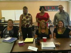 My train the trainer class