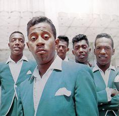 The Temptations ca.1965