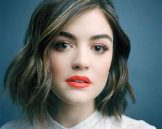 Lucy Hale Just Revealed Her 4 Best Tips for Killer Hair