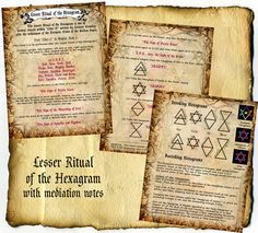 Digital Book of Shadows 4 Pages Lesser by CauldronCraftOdditys
