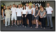 The great team at Bozzy Shade Blinds    Perth Australia