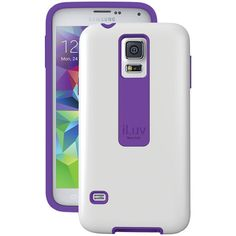Samsung Galaxy S 5 FlightFit Dual-Layer Case (White)