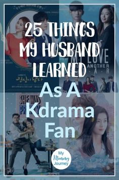 Have you joined the Korean Drama bandwagon? My husband did! Here are things he learned as a Kdrama fan. *Photos used: Please check our Disclaimer page for details. #kdramafan #kdrama #koreandrama #koreandramafan