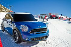 MINI and Burton are back and ready to catch some powder at the BEO! Read more on MINI Space.