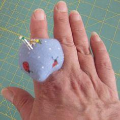 Finger Pincushion