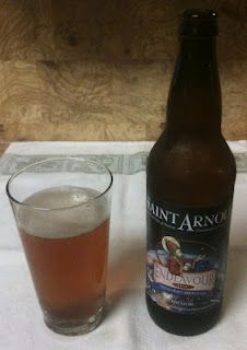 Endeavor IPA from Saint Arnold Brewing Company. I must try, as it fits my name :D