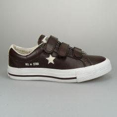 CONVERSE Chucks One Star Premier 3V OX 31 braun Sneaker  NEU TOP! kids