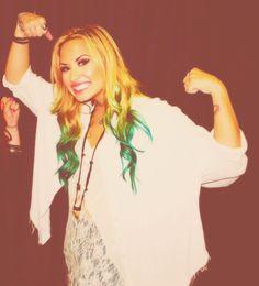 @Demetria Lovato Stronger