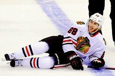 "Patrick Kane says ""Draw me like one of your French girls..."" ~ KAM Chicago Blackhawks"
