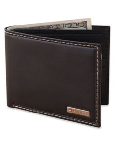 a6ac69077499 Tommy Hilfiger Leather Bifold Wallet & Reviews - All Accessories - Men -  Macy's
