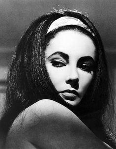 Elizabeth Taylor in John Huston's Reflections in a Golden Eye (1967). Based on the eponymous novel by Carson McCullers.°