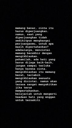 Quotes love hurts sadness words ideas for 2020 Quotes Rindu, Story Quotes, Heart Quotes, People Quotes, Mood Quotes, True Quotes, Cinta Quotes, Quotes Galau, Broken Quotes