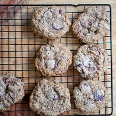 Chocolate Chip Quinoa Cookies and 25 Quinoa Dessert Recipes - MyNaturalFamily.com #quinoa #recipe