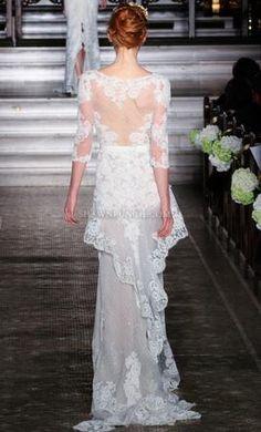 Pronovias jaela: buy this dress for a fraction of the salon price on PreOwnedWeddingDresses.com
