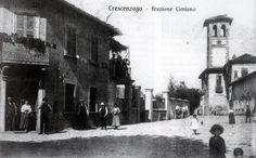 Cimiano (allora ancora frazione dell'ex comune di Crescenzago) tra 800 e 900 #milano #storia #fotografia