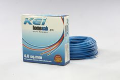 KEI's Home Wires & Cables to secure your home from any misshapen.