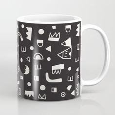 Pattern v11 Mug by Inktheboot | Society6