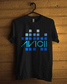 c387bee64d5a Avicii DJ Trunk Trance Concert Rock Alternative Music T shirt Tee Men S M L  XL on Etsy