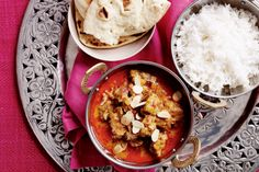 Kashmiri Lamb Korma - With lots of spice and herbs, this delicious korma packs a punch of flavour.