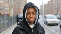 "Humans of New York"" has earned millions of followers by sharing touching stories with just an image and a few words or sentences about the subject. This picture of a middle school student praising his principal went viral, prompting photographer Brandon Stanton to find out how he could help his school, Mott Hall Bridges Academy, in Brownsville, Brooklyn"