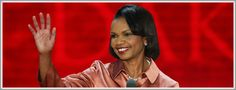Condoleezza Rice Epitomizes Class. Them American Dream is available to ALL.