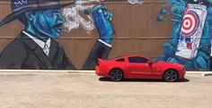 2014 mustang gt/cs side shot Saturday #Mustang #usedcar #car #cars