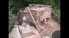 Projekt 2012 Holzbackofen 1. Teil