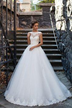 Espectaculares vestidos de novia...